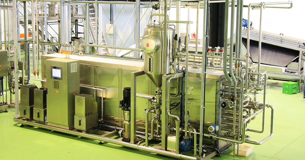 food processing systems