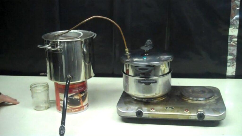 Homemade Water Distiller