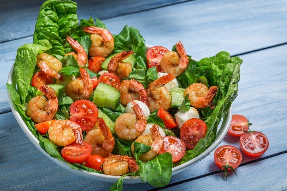 Can a diabetic eat shrimp