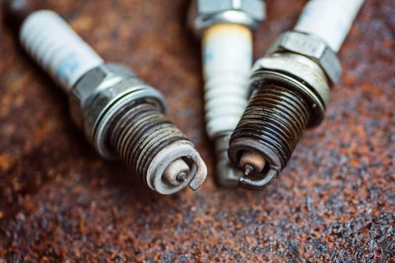 Oil On Spark Plugs