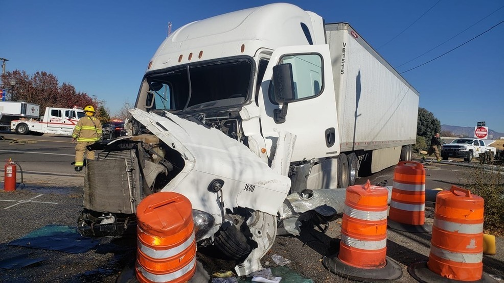 Semi-Truck Accident Claim